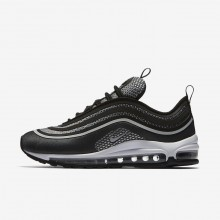 934MKCDN Nike Air Max 97 Lifestyle Shoes For Women Black/Anthracite/White/Pure Platinum