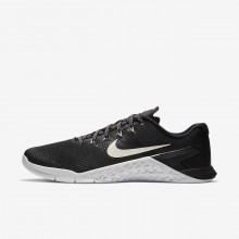 944BMGEW Nike Metcon 4 Treningssko Herre Svart/Hvite