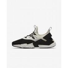 957DTUFR Nike Air Huarache Lifestyle Shoes For Men Black/White/Sail
