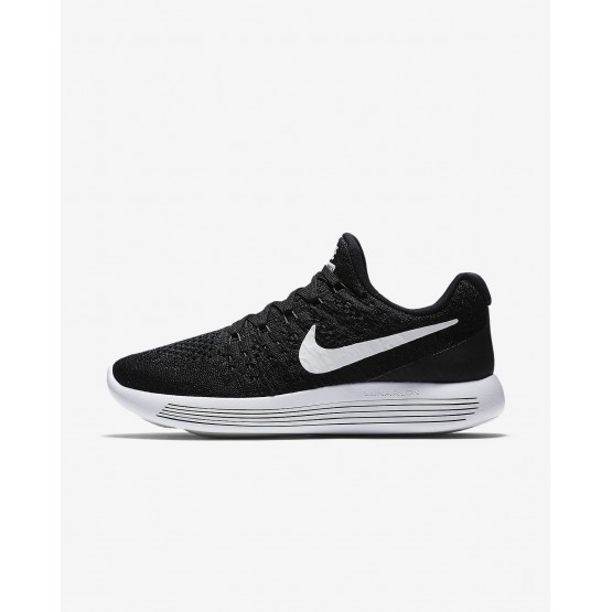 984GKBEH Nike LunarEpic Low Running Shoes For Women Black/Anthracite/White